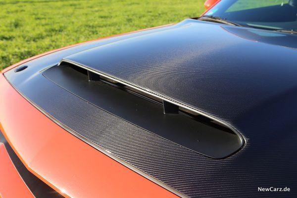 Carbon Motorhaube