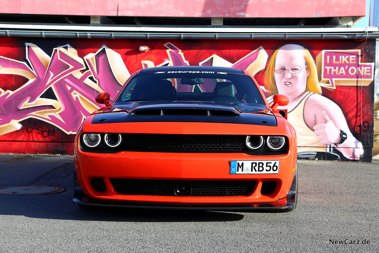 Dodge Challenger SRT Hellcat XR