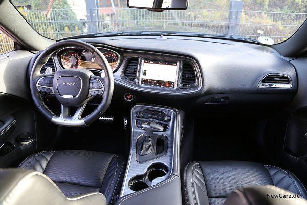 Interieur Dodge Challenger SRT Hellcat XR