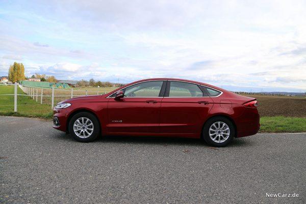 Ford Mondeo Hybrid Seite