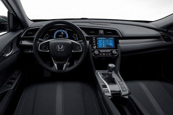 Interieur Honda Civic 2020