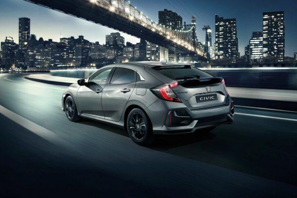 Honda Civic 2020 schräg seitlich links