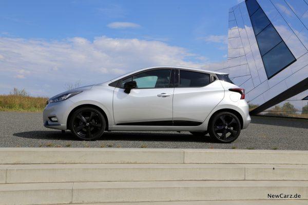 Nissan Micra Tekna Seite