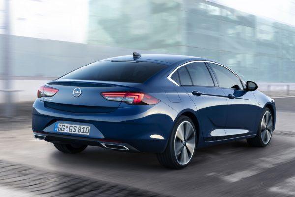 Heck Opel Insignia 2020