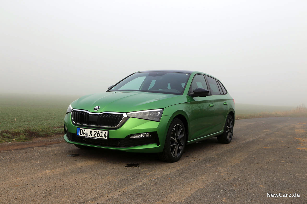 simply clever - Skoda Scala Style