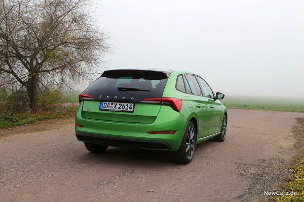 Scala im Rallye Grün