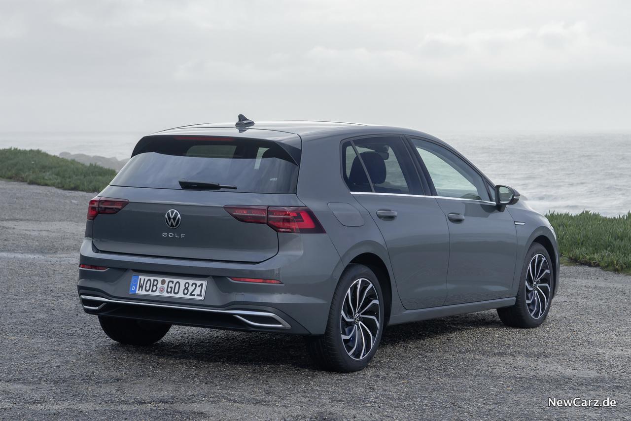Erstkontakt: Volkswagen Golf 8 – Der Alltagsperfektionist ...
