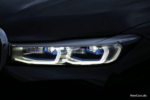 BMW 7er G11 Facelift Laserlicht