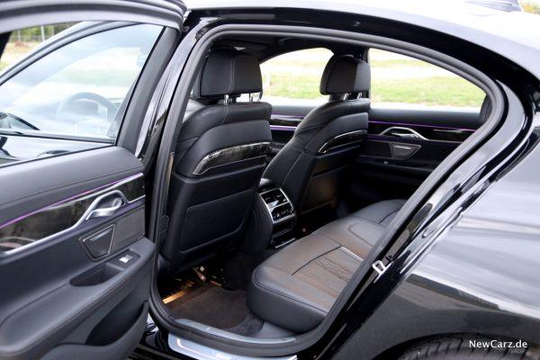 BMW 730d xDrive Facelift Fond
