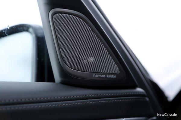 BMW 7er G11 LCI Harman Kardon Soundsystem