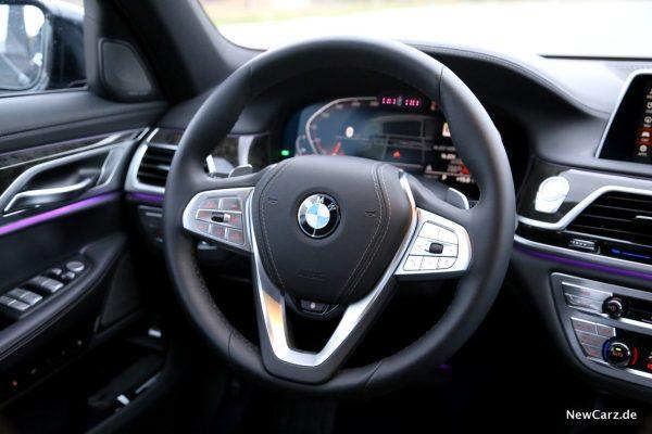 BMW 7er Lenkrad