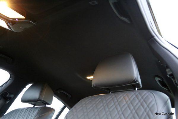 BMW 7er G11 LCI Dachhimmel