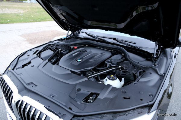 BMW 730d xDrive Facelift Motor