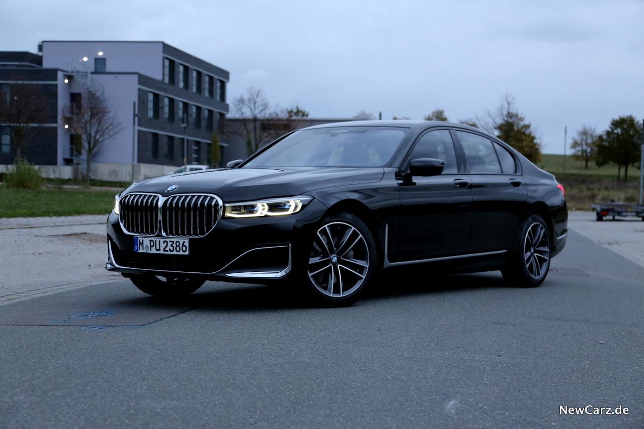 BMW 730d xDrive Facelift