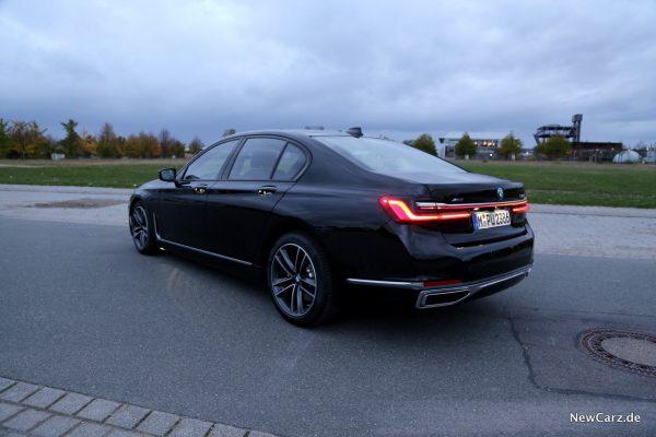 BMW 7er G11 LCI Facelift