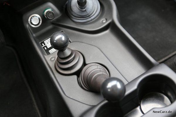 Getriebeuntersetzung Lada