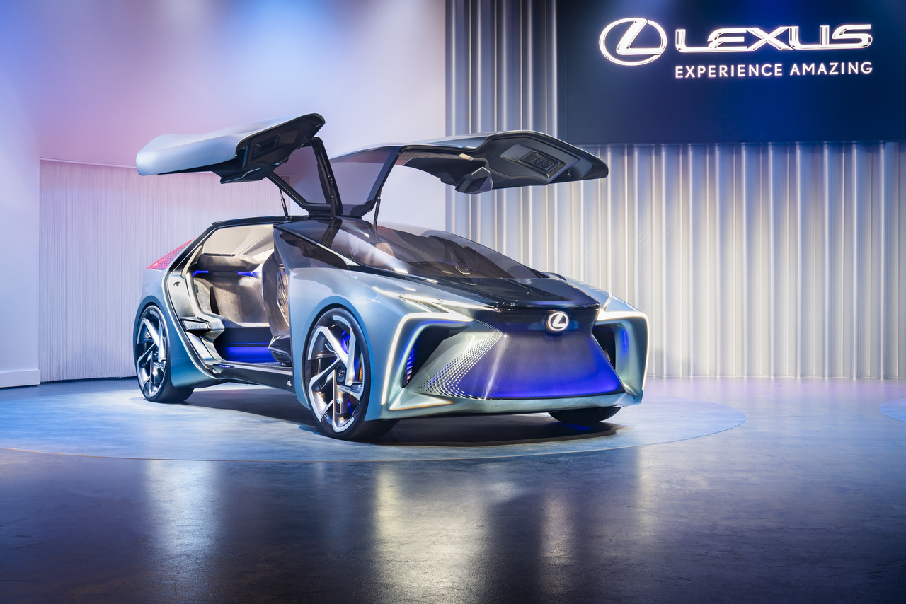 LexusLF-30 Electrified Concept