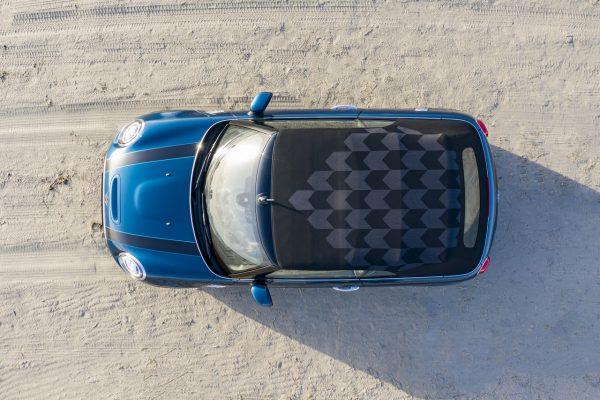 Verdeckmuster MINI Cabrio Sidewalk
