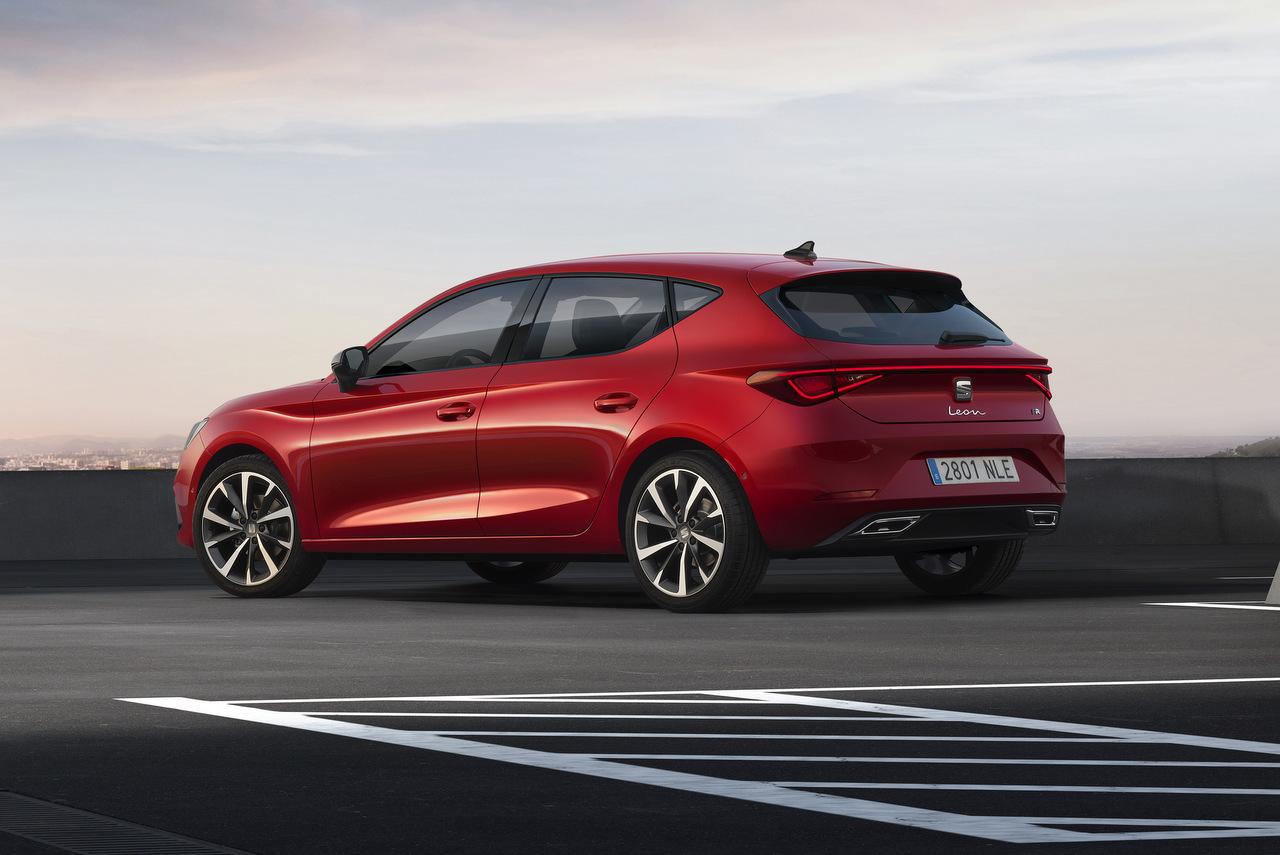 Seat Leon 2020 Start Der Vierten Generation NewCarz De