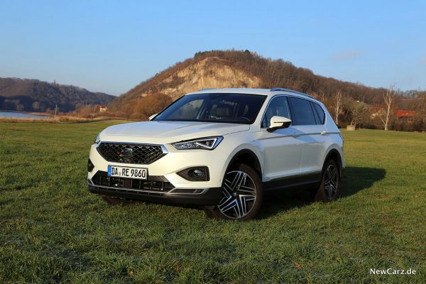 Seat Tarraco Excellence 4Drive