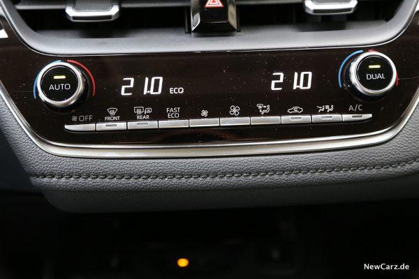 Klimaautomatik
