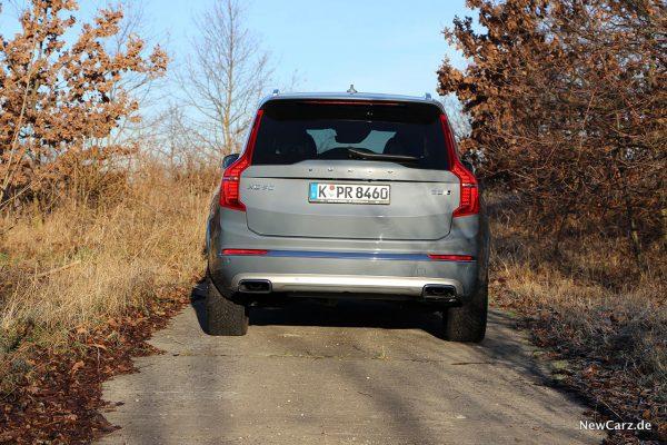 Heck Volvo XC90 B5