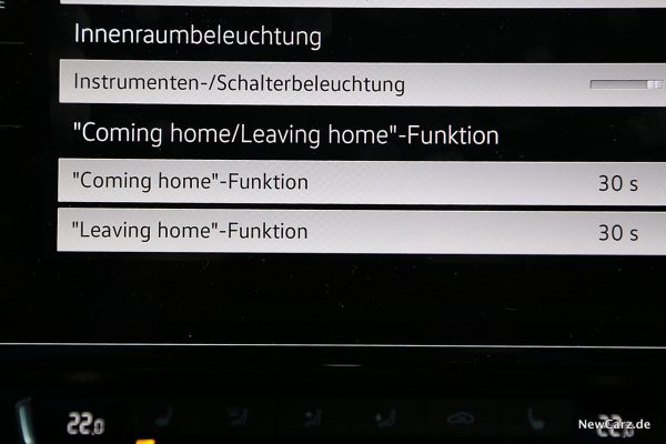 Leaving Home Funktion