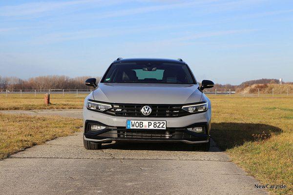 VW Passat Variant Facelift Front