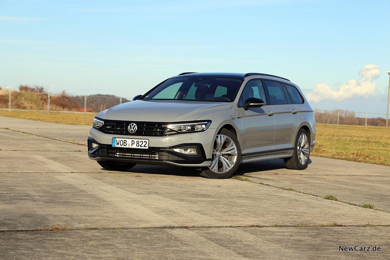 VW Passat Variant Facelift