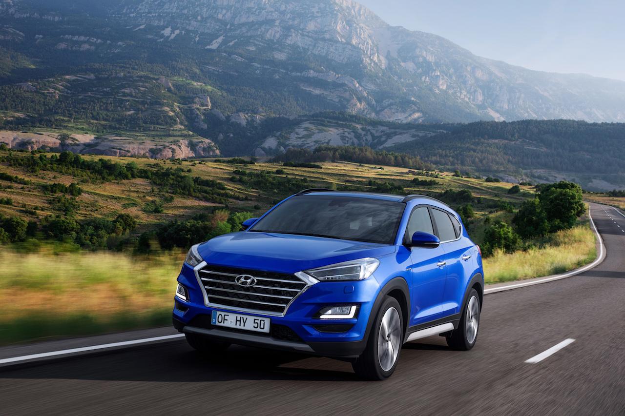 Hyundai Advantage Sondermodell