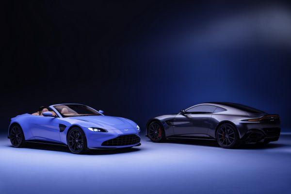 Aston Martin Vantage Roadster vorne