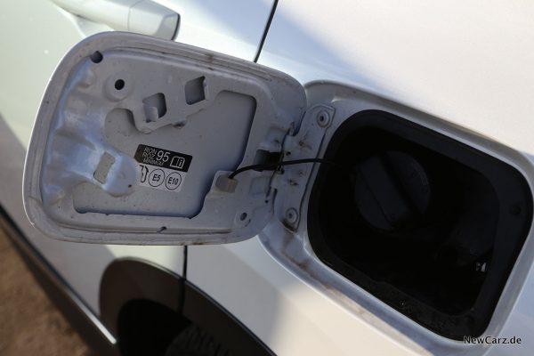 Tankdeckel Honda CR-V Hybrid