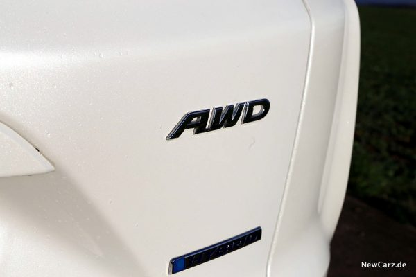 AWD-Schild