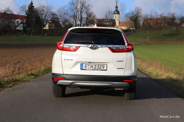 Honda CR-V Hybrid Heck