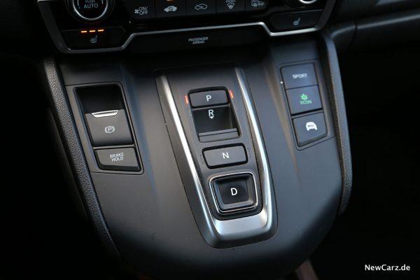 Schaltkonsole Honda CR-V Hybrid