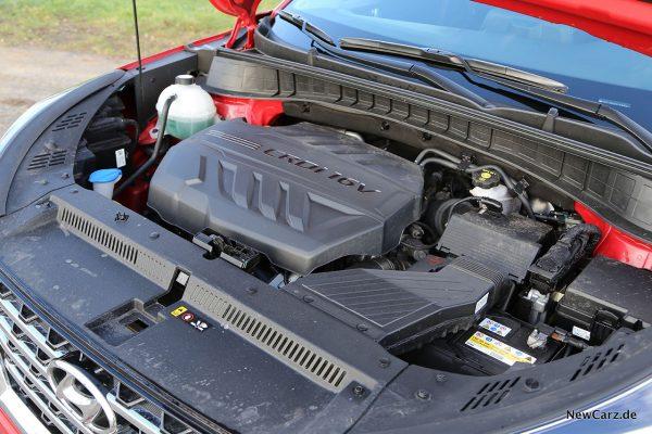 Motorraum 2.0 CRDi 48Volt