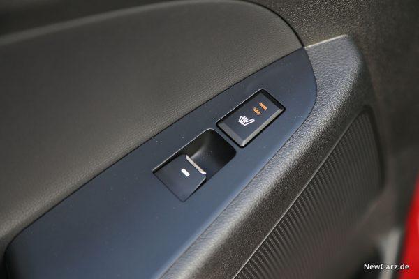 Sitzheizung hinten Hyundai