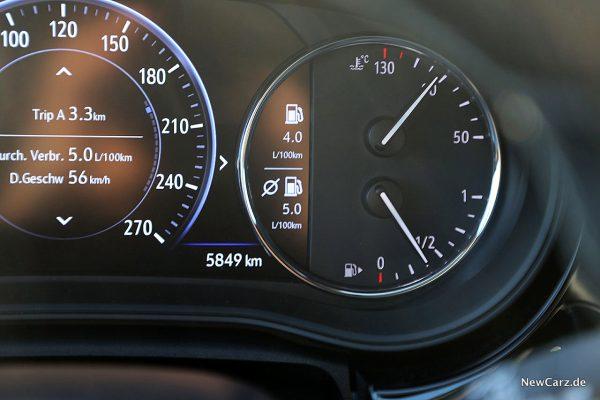 Verbrauch Astra Diesel