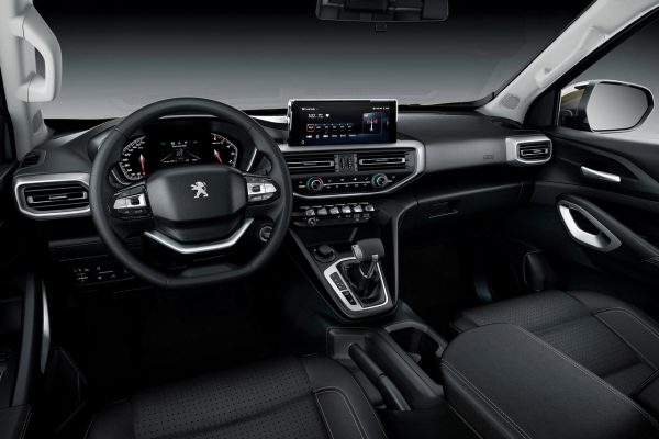 Peugeot Landtrek Interieur