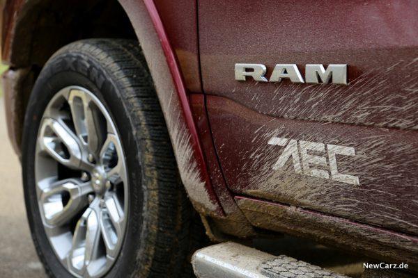RAM offroad