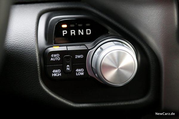 4WD Schaltung