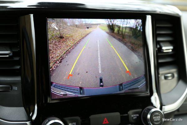 RAM 1500 Sport Rückfahrkamera