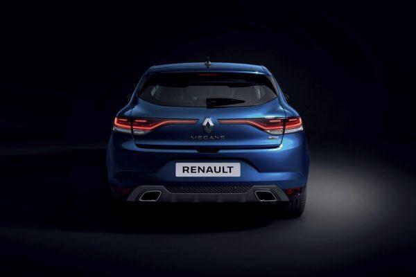 Renault Megane Heck