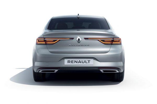 Renault Talisman Facelift Heck