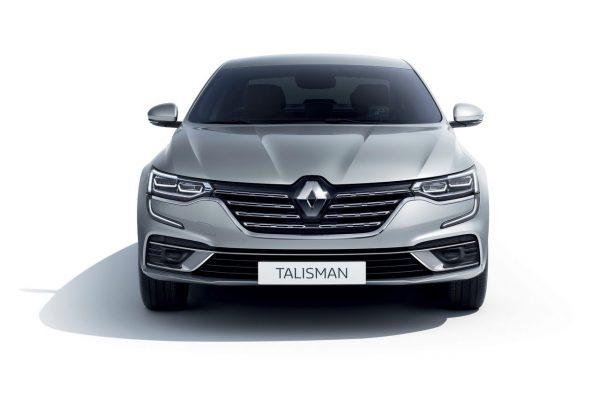 Renault Talisman Facelift Front
