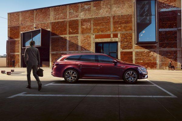 Renault Talisman Grandtour Facelift