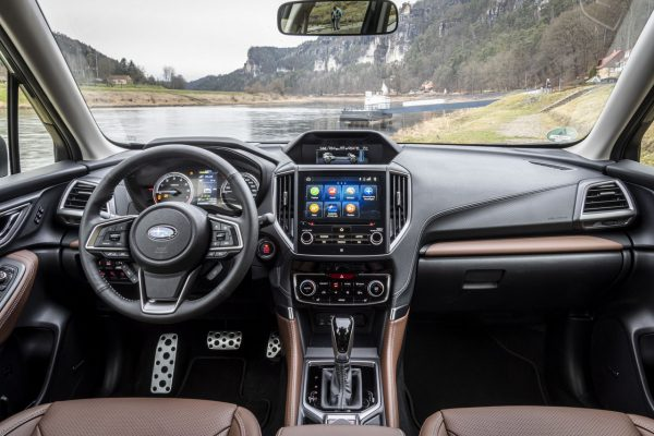 Subaru Forester e-Boxer Interieur