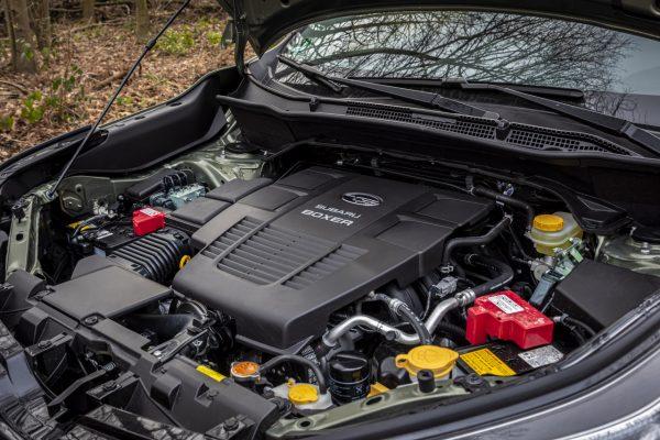 Subaru Forester e-Boxer Motorraum