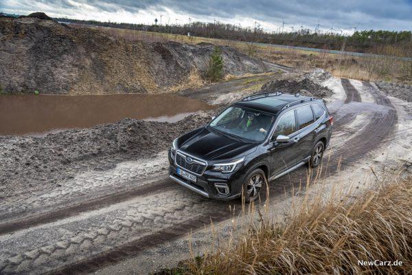 Subaru Forester e-Boxer Offroad
