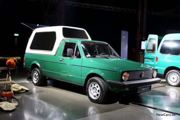 Volkswagen Caddy 1
